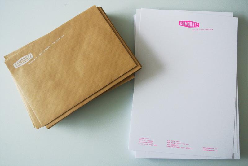 Briefpapier Gumbootz