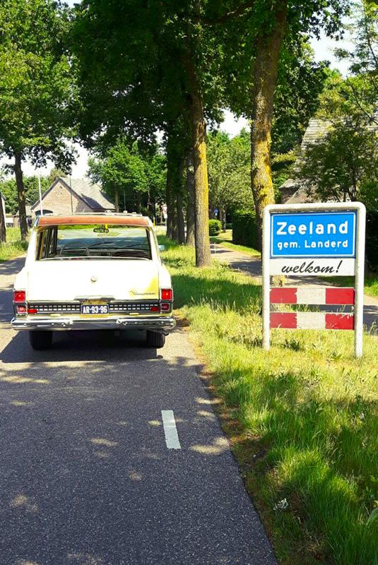 Zeeland, here we come!